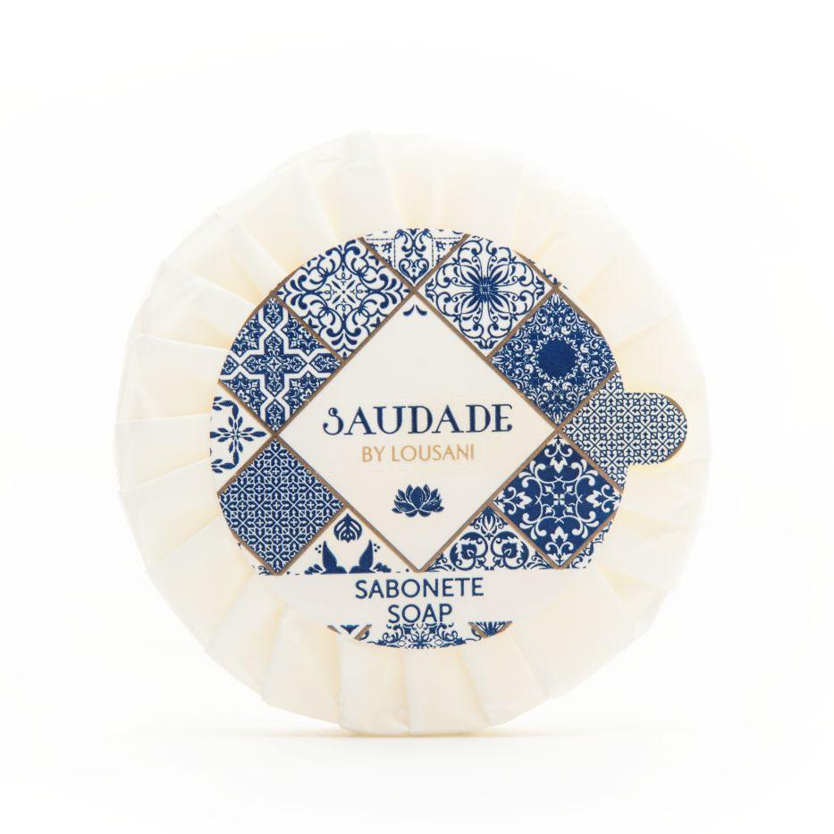Sabonete redondo 20 grs - Linha Saudade